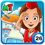 My Town : Airport 1.03 Apk Mod (Full)